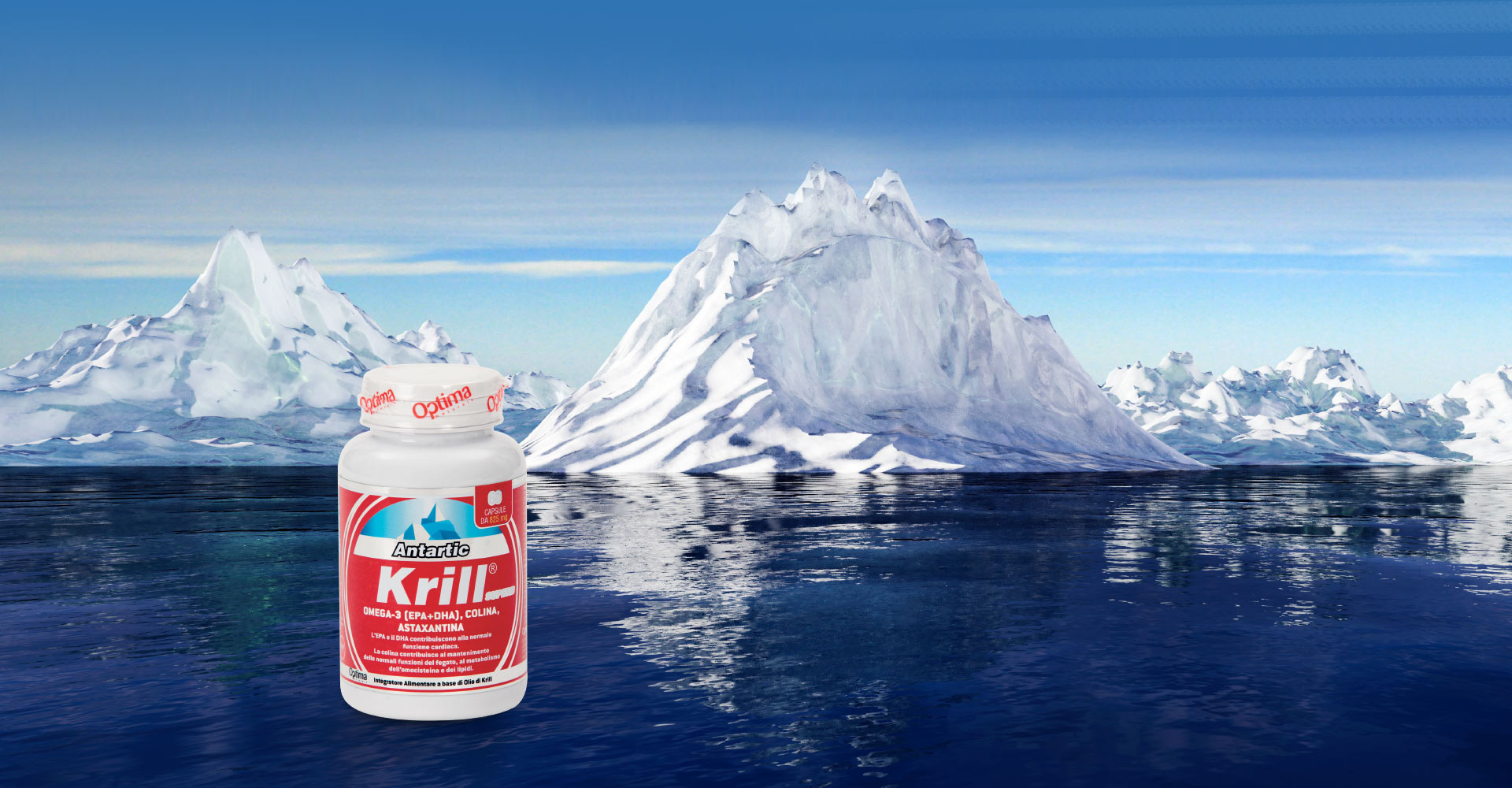 Antartic Krill Superb - Omega 3 from the Antartic